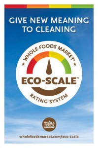 Whole Foods Eco Scale