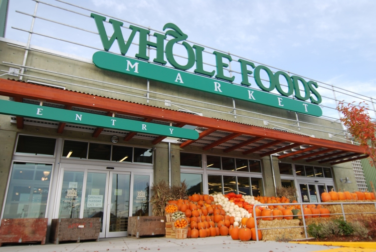 whole foods market store front